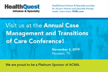 Come See us at ACMA HOUSTON This Weekend!